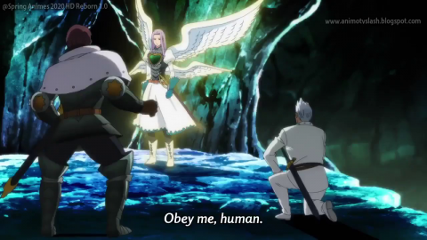 The Seven Deadly Sins: Wrath of the Gods Season 3 Episode 18 March of the Saints