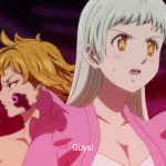 The Seven Deadly Sins: Wrath of the Gods Season 3 Episode 23 The One Twisted by Darkness