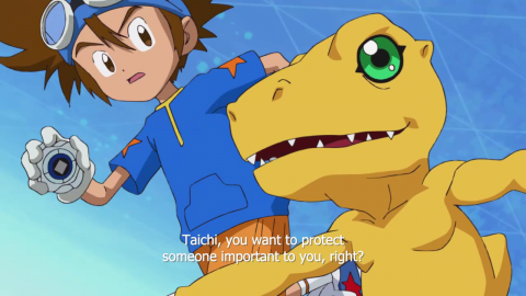 Digimon Adventure 2020 EPISODE 1