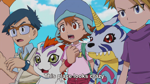 Digimon Adventure 2020 EPISODE 13