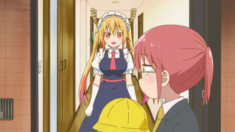 Kobayashi-san Chi no Maidragon Season 1 Episode 05 English Dub