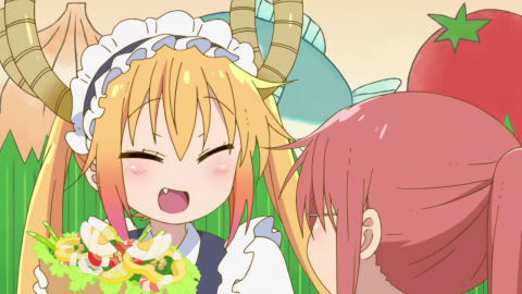 Kobayashi-san Chi no Maidragon Season 1 Episode 08 English Dub