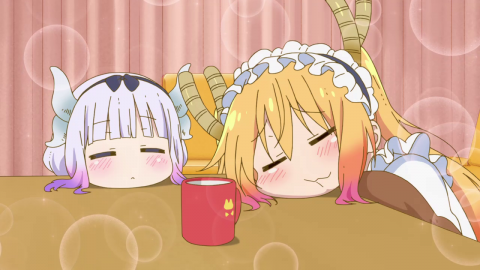 Kobayashi-san Chi no Maidragon Season 1 Episode 11 English Dub