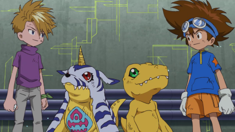 Digimon Adventure 2020 EPISODE 17