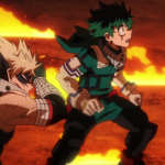 My Hero Academia Heroes Rising English Dub