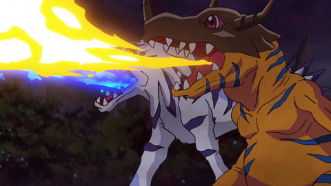 Digimon Adventure 2020 EPISODE 21