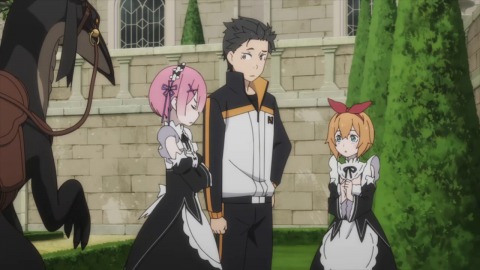 Re ZERO Season 2 Starting Life in Another World English Dub Episode 6