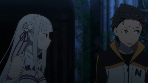 Re ZERO Season 2 Starting Life in Another World English Dub Episode 10
