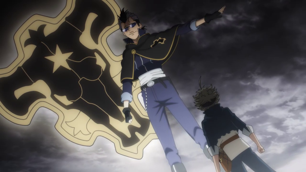 Black Clover Episode 6 English Dub