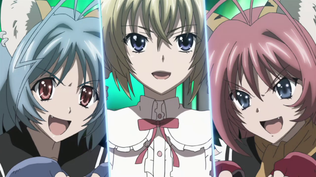 High School DxD Season 1 Episode 11 English Dub Uncensored