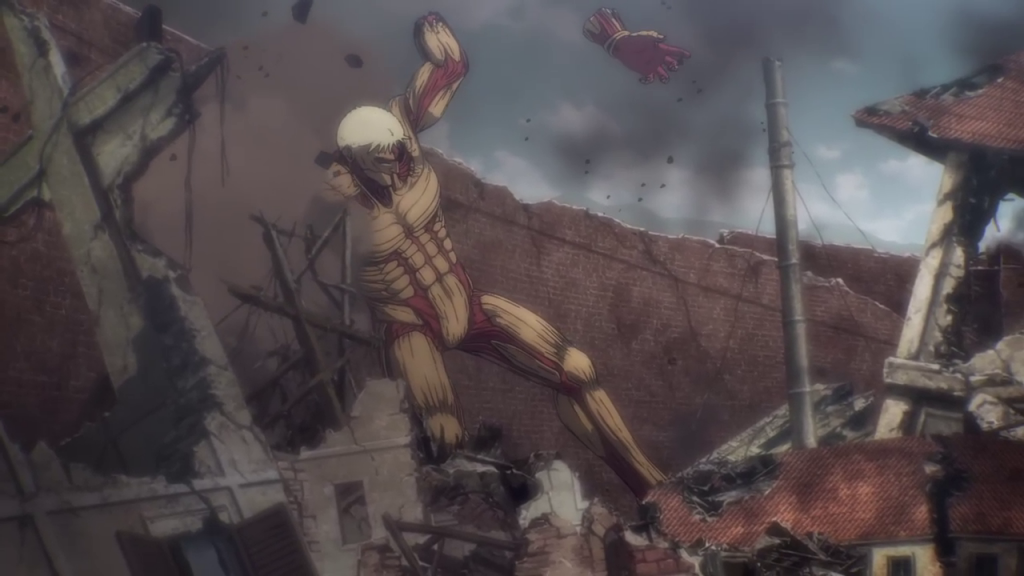 Attack On Titan Season 4 Episode 01 English Sub