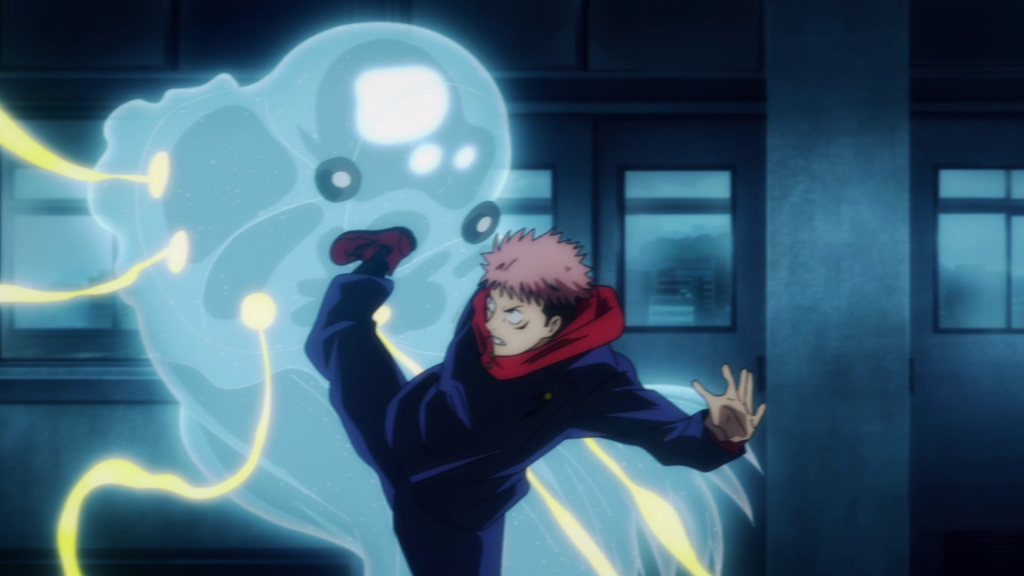 Jujutsu Kaisen episode 12 online English sub