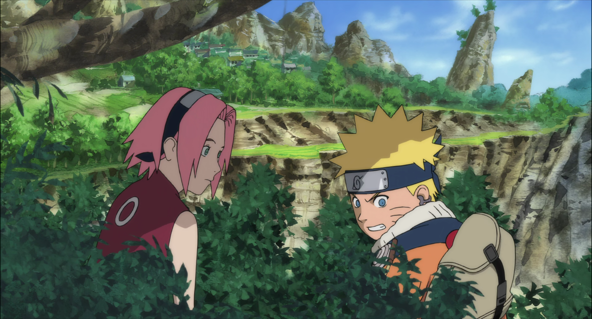 Naruto Legend of the Stone of Gelel