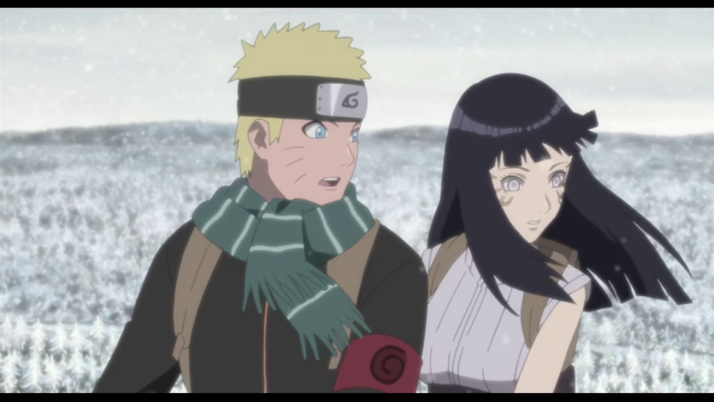 Naruto Shippuden The Last