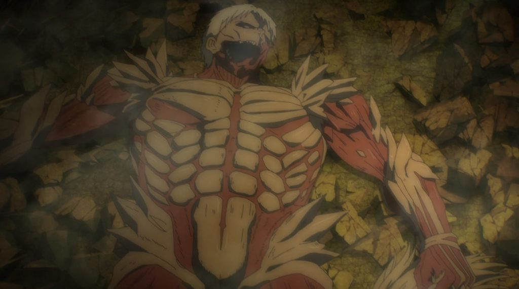 Attack On Titan Season 4 Episode 08 English Sub