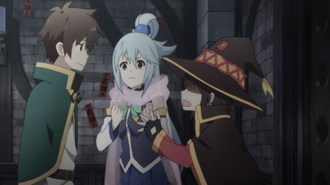 KonoSuba Season 2 Episode 02 English Dub BluRay