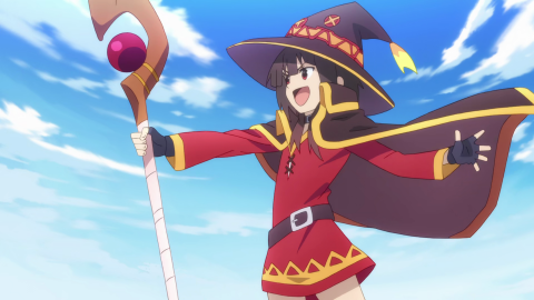 KonoSuba Season 2 Episode 06 English Dub BluRay