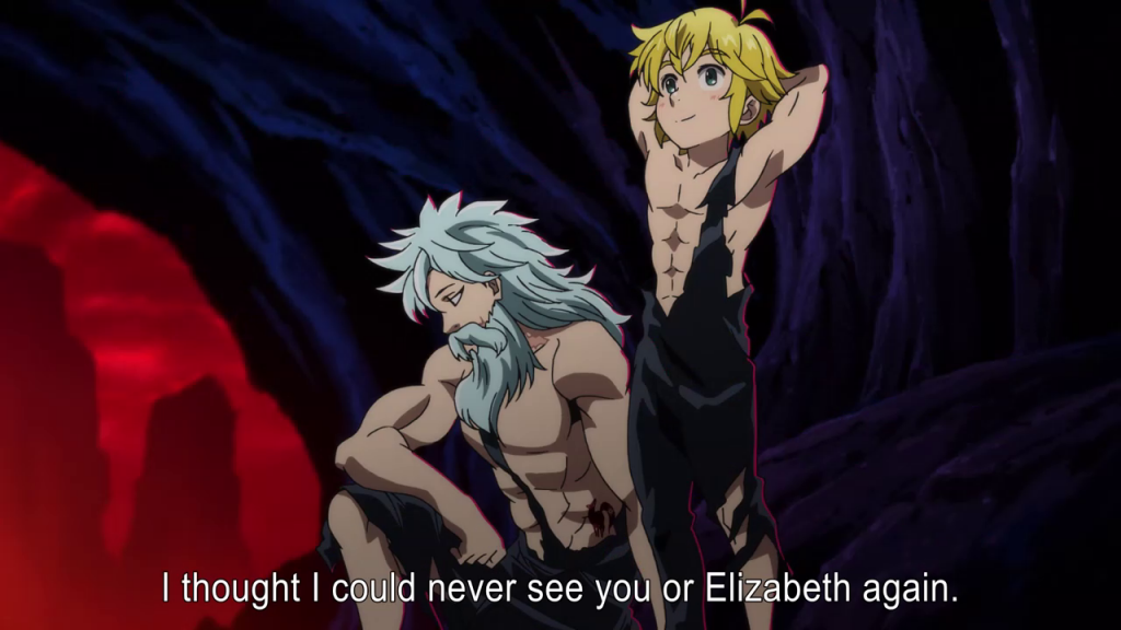 The Seven Deadly Sins Dragon's Judgement Episode 2 English Sub