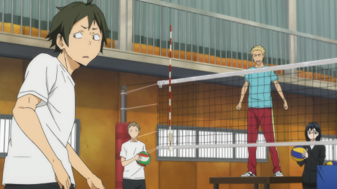 Haikyuu Season 1 Episode 11 English Dub