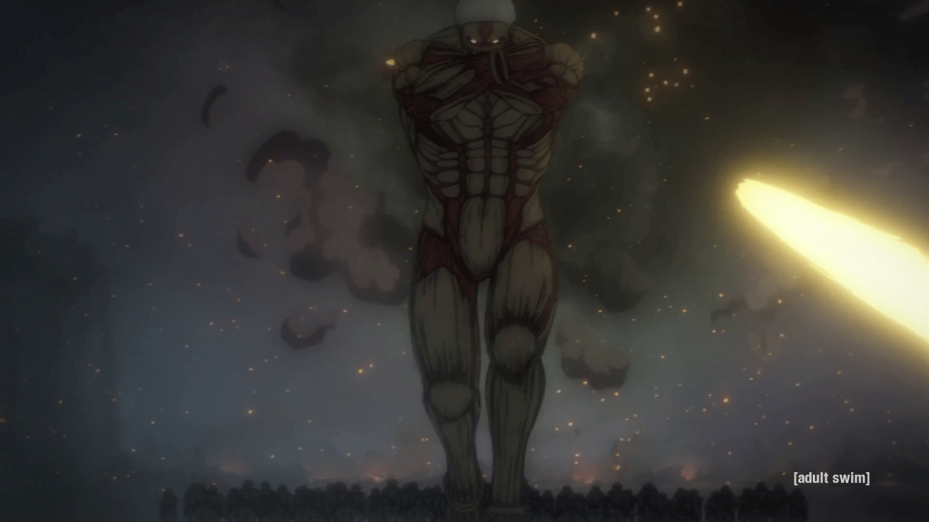 Attack On Titan Season 4 Episode 03 English Dub