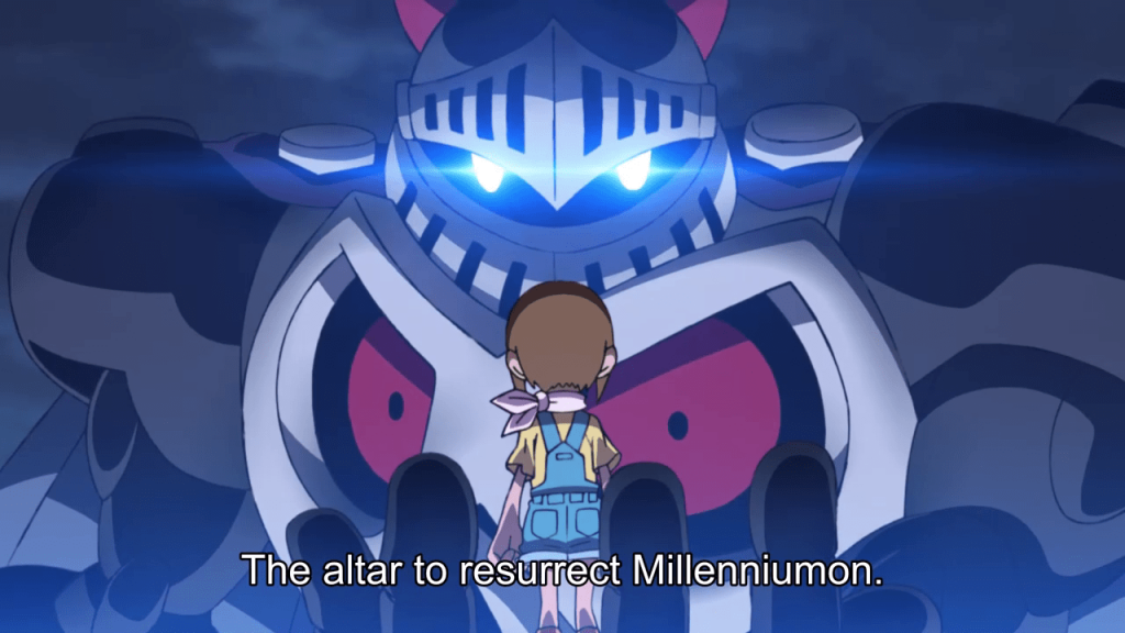 Digimon Adventure 2020 EPISODE 33