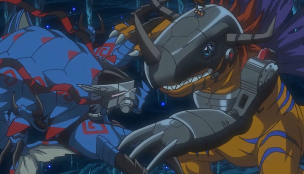 Digimon Adventure 2020 EPISODE 35