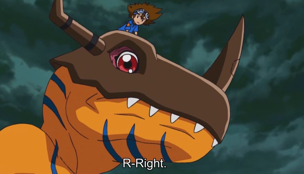 Digimon Adventure 2020 EPISODE 36