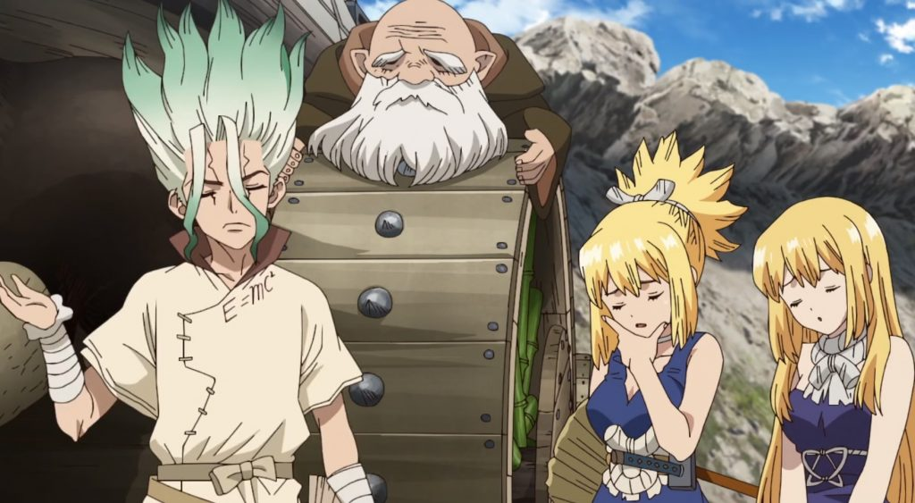 Dr Stone Season 2 Stone Wars episode 6 English Sub