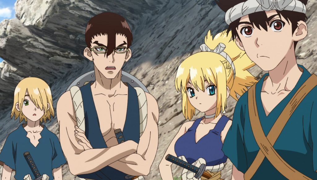 Dr Stone Season 2 Stone Wars episode 7 English Sub