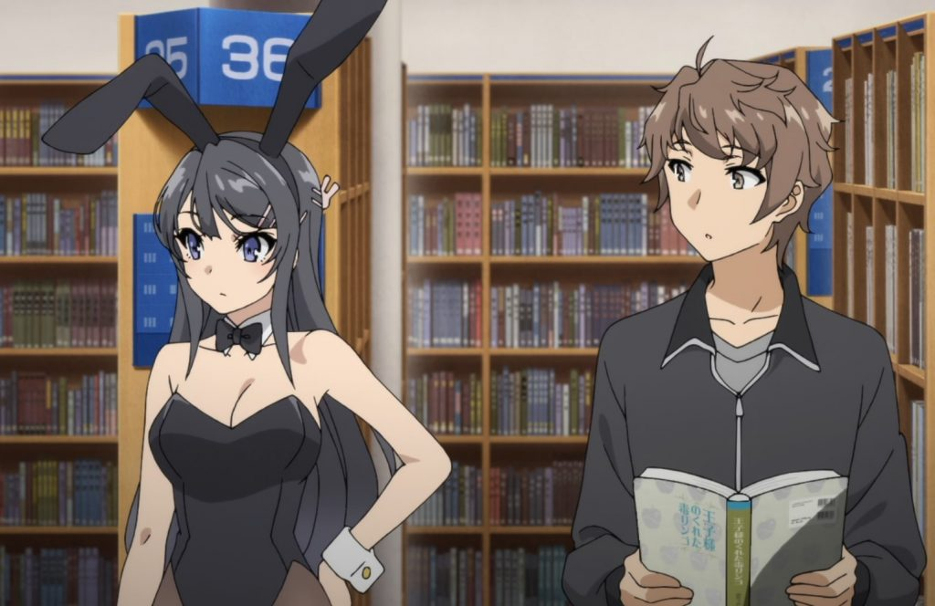 Rascal Does Not Dream of Bunny Girl Senpai Episode 1 English Sub