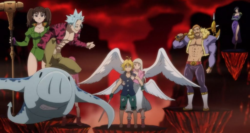 The Seven Deadly Sins Dragon's Judgement Episode 6 English Sub
