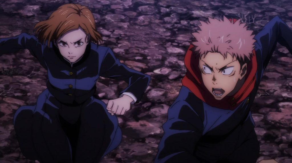 Jujutsu Kaisen episode 24 online English sub