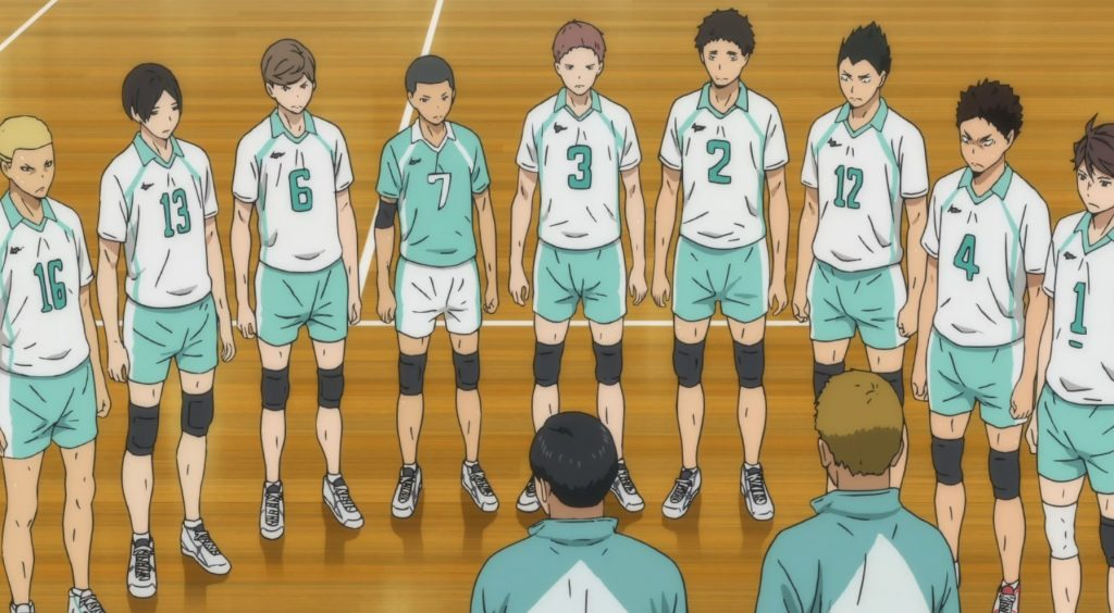 Haikyuu Season 2 Episode 25 English Dub