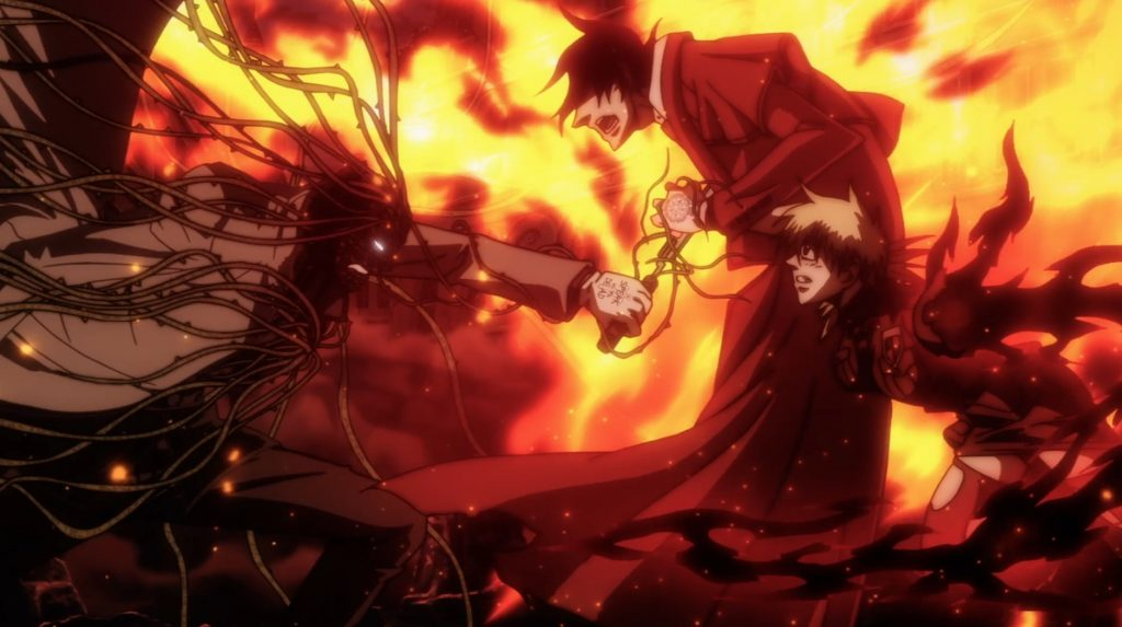 Hellsing Ultimate Bluray Episode 09 English Dub
