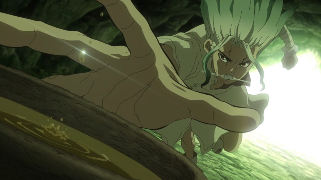 Dr Stone Season 2 Stone Wars episode 9 English Sub
