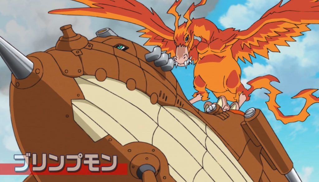 Digimon Adventure 2020 EPISODE 39