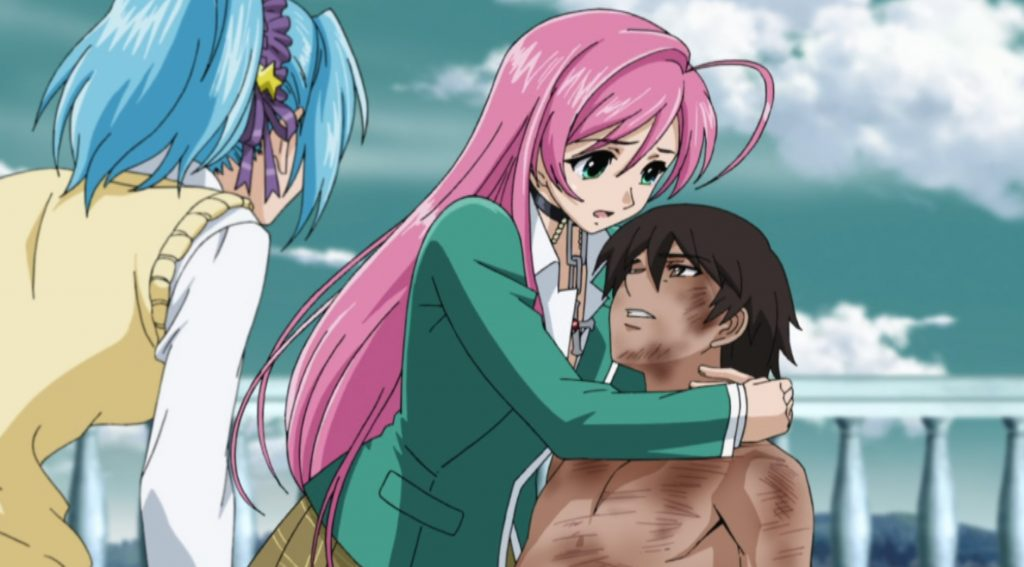 Rosario to Vampire Season 1 Episode 13 English Dub Uncesored
