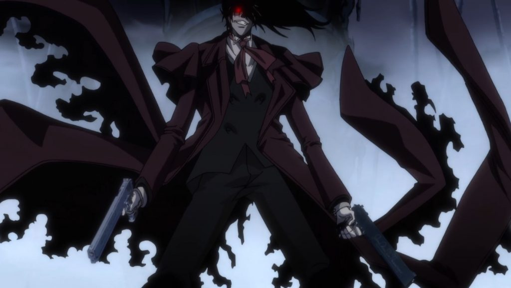 Hellsing Ultimate Bluray Episode 08 English Dub