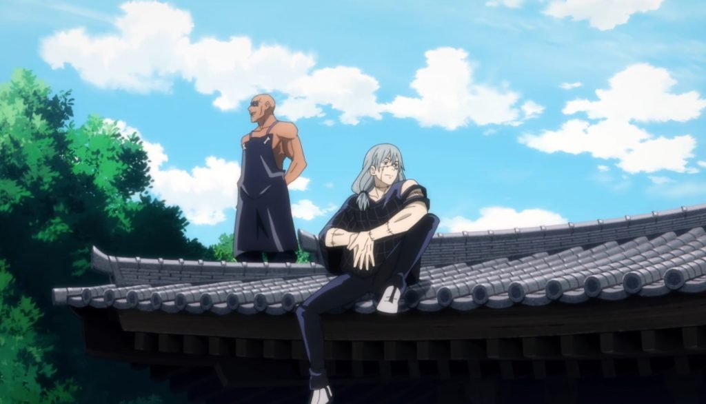 Jujutsu Kaisen episode 18 online English Dub
