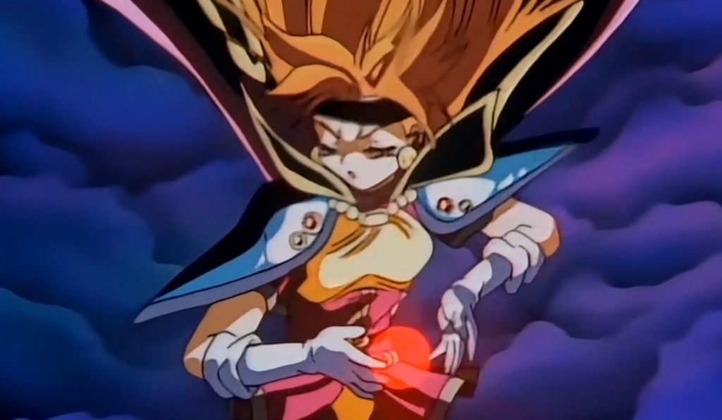 Slayers Bluray DUB season 1 episode 01
